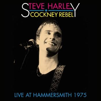 Cover Live At Hammersmith, London, 14th April, 1975