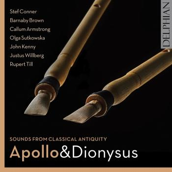 Cover Apollo & Dionysus: Sounds from Classical Antiquity (EMAP, Vol. 5)