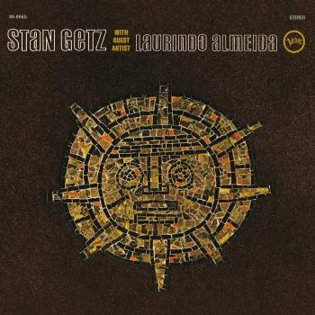 Cover Stan Getz With Guest Artist Laurindo Almeida (Remastered)