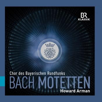 Cover Bach: Motetten