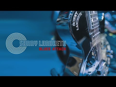 Video Sonny Landreth - Blues Attack (Recorded Live in Lafayette) (Official Video)