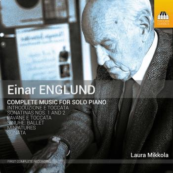 Cover Englund: Complete Music for Solo Piano