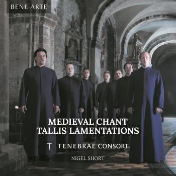 Cover Medieval Chant
