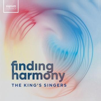 Cover Finding Harmony