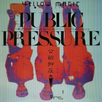 Cover Public Pressure (Remastered)