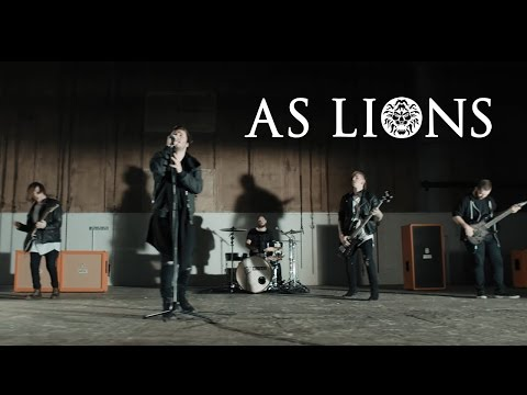 Video As Lions - Aftermath (Official Video)