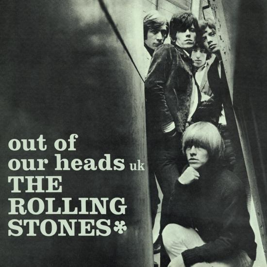 Cover Out Of Our Heads (UK-Version)