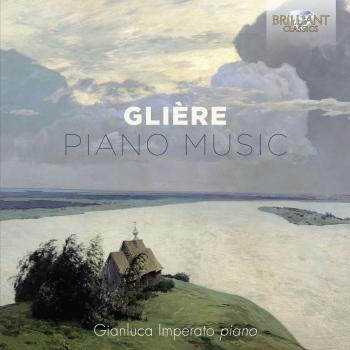 Cover Glière: Piano Music
