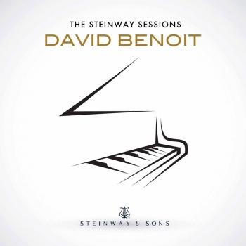 Cover The Steinway Sessions: David Benoit