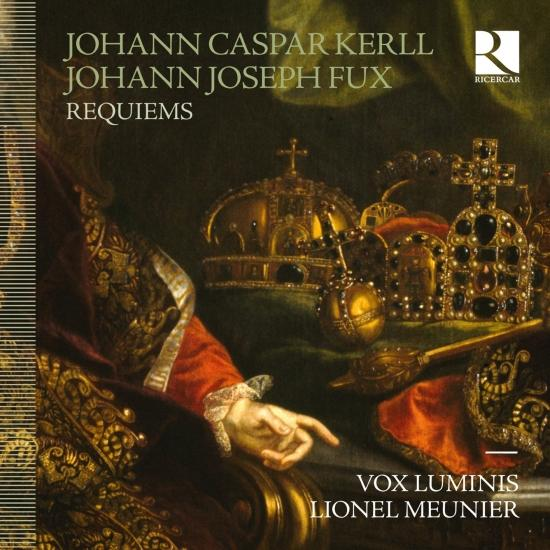 Cover Kerll & Fux: Requiems