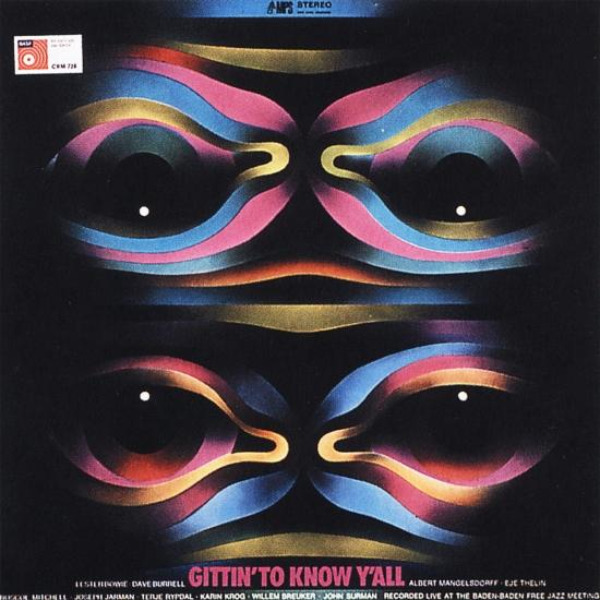 Cover Gittin' to Know Y'all (Remastered)
