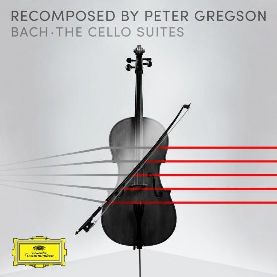 Cover Bach: The Cello Suites - Recomposed by Peter Gregson