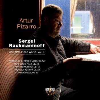 Cover Sergei Rachmaninoff: Complete Piano Works, Vol. 1