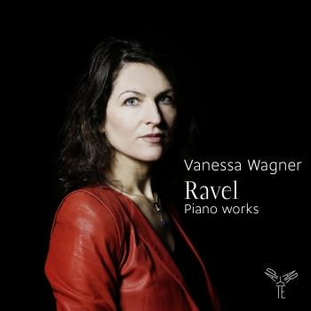 Cover Ravel: Piano Works