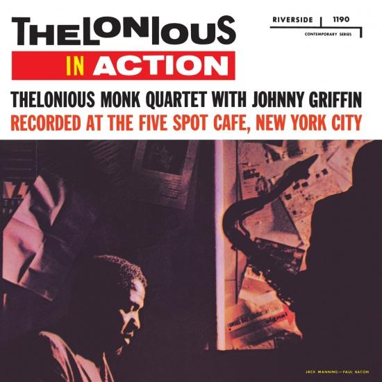 Cover Thelonious In Action (Live - Remastered)