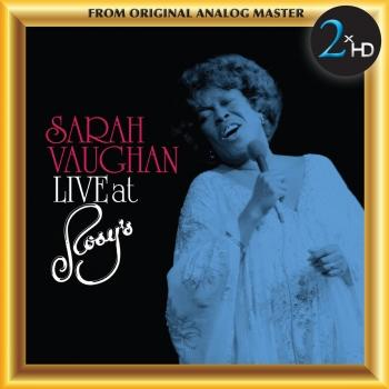 Cover Sarah Vaughan: Live at Rosy's