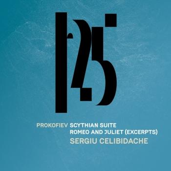 Cover Prokofiev: Scythian Suite, Romeo and Juliet (Excerpts) [Live]