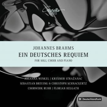 Cover Brahms: Ein Deutsches Requiem, Op. 45