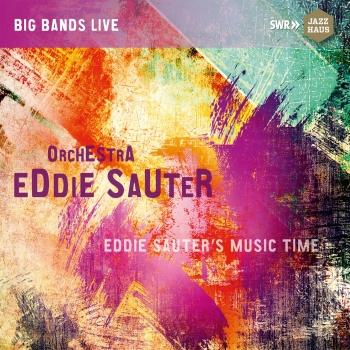 Cover Eddie Sauter's Music Time