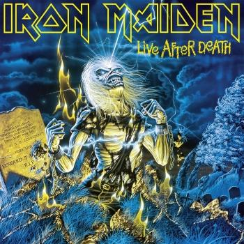 Cover Live After Death