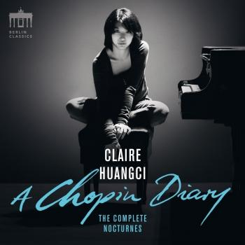 Cover A Chopin Diary (Complete Nocturnes)