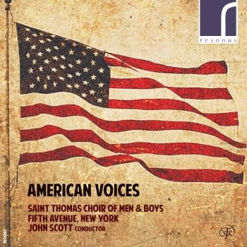 Cover American Voices: American Choral Music