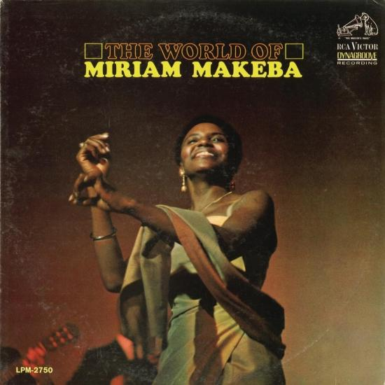 Cover The World of Miriam Makeba (Remaster)