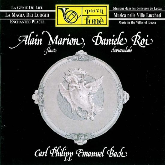 Cover Carl Philipp Emanuel Bach (Remastered)