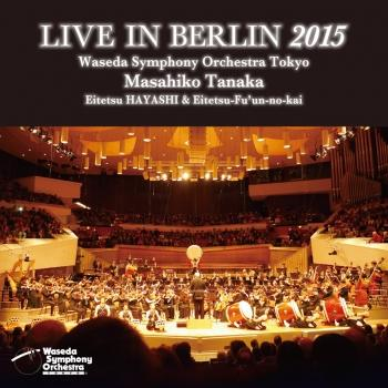 Cover Live In Berlin 2015