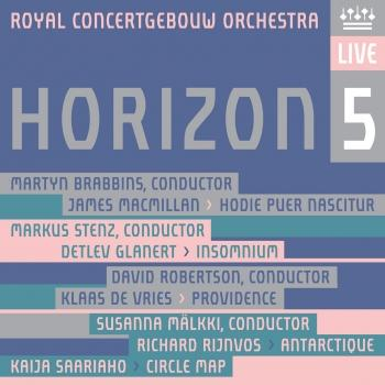 Cover Horizon 5 (Live)