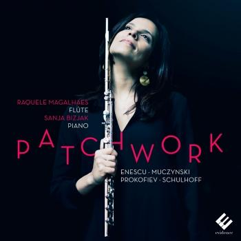 Cover Patchwork (Works for Flute and Piano)