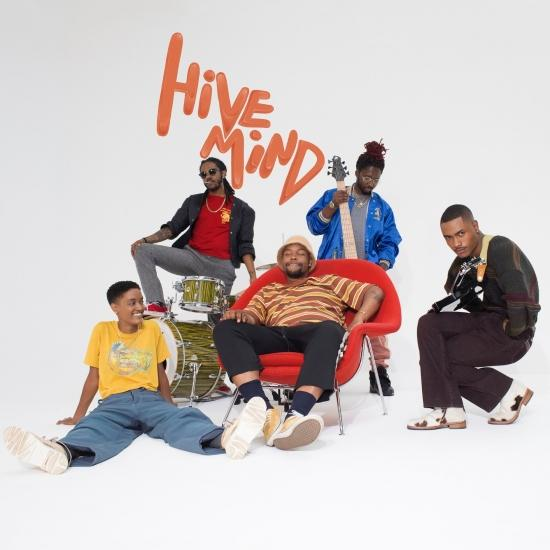 Cover Hive Mind
