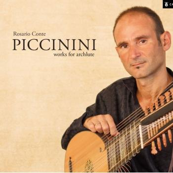 Cover Piccinini: Works for Archlute