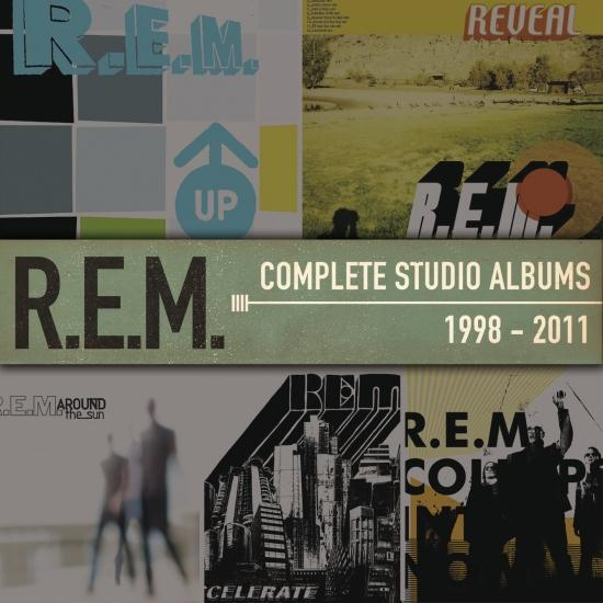 Cover Complete Studio Albums 1998-2011 (Remastered)