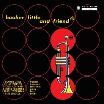 Cover Booker Little And Friend