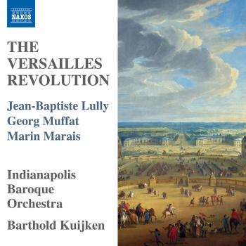 Cover The Versailles Revolution