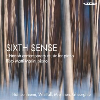 Cover Sixth Sense: Finnish Contemporary Music for Piano