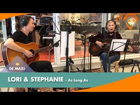 Video Lori Lieberman & Stephanie Struijk - As Long As