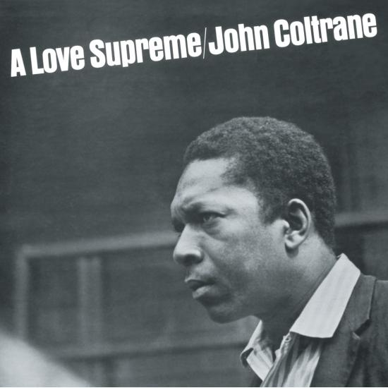 Cover A Love Supreme