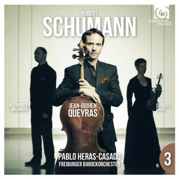 Cover Schumann: Cello Concerto