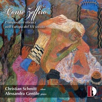 Cover Come Zeffiro: Jewish Composers in 20th Century Europe