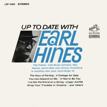 Cover Up to Date with Earl Hines