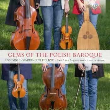 Cover Gems of the Polish Baroque