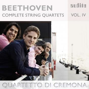 Cover Beethoven: Complete String Quartets, Vol. 4