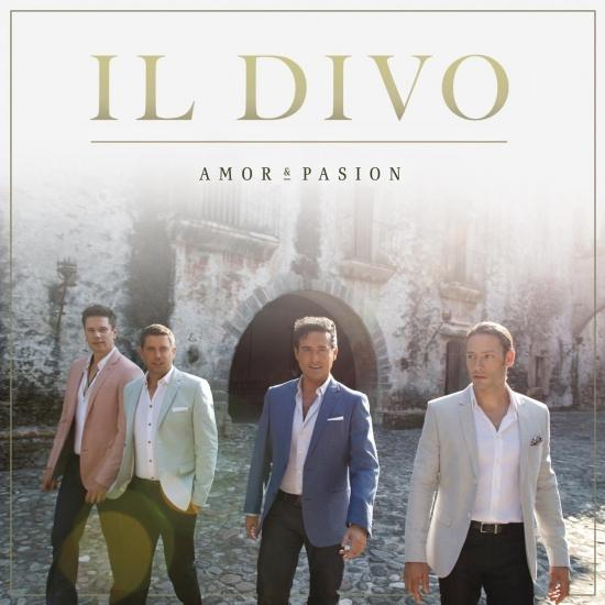 Cover Amor & Pasion