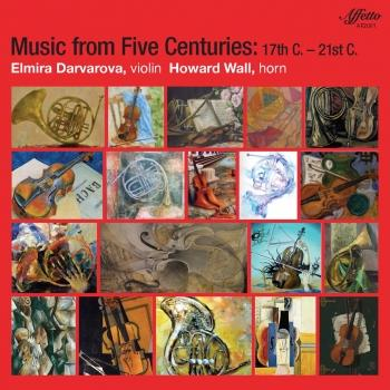 Cover Music from Five Centuries: 17th - 21st