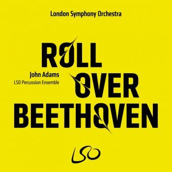 Cover John Adams: Roll Over Beethoven