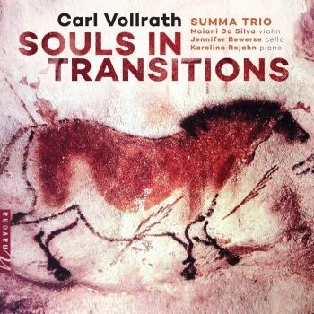 Cover Vollrath: Souls In Transitions