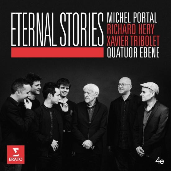 Cover Eternal Stories