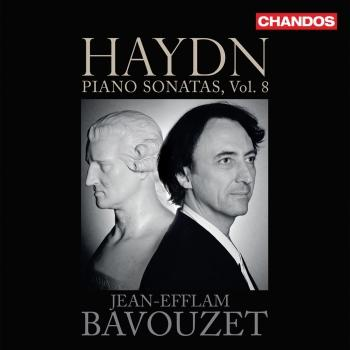 Cover Haydn: Piano Sonatas, Vol. 8
